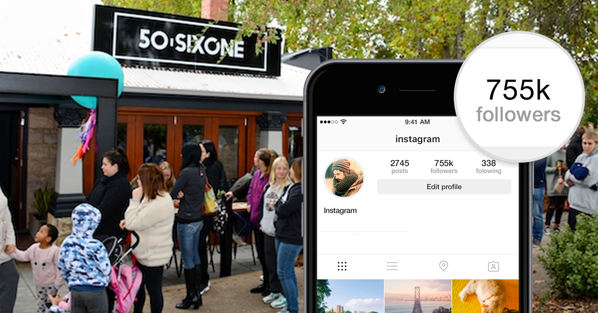 50SixOne Instagram Policy