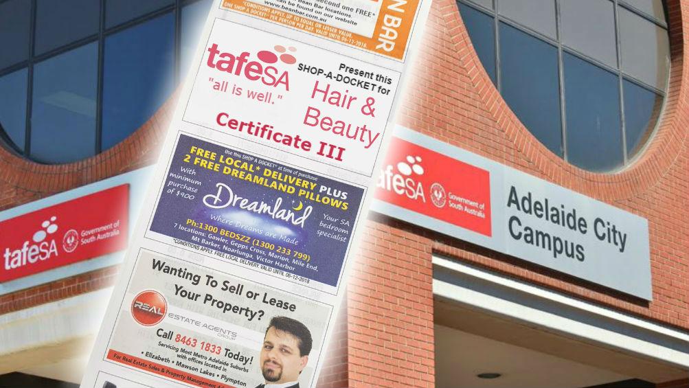 TAFE Certificate Coupon