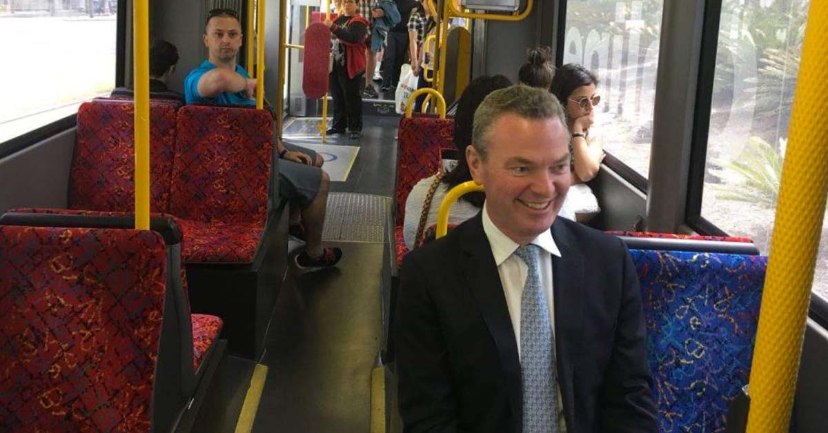 Christopher Pyne plans on spending more time doing what he loves
