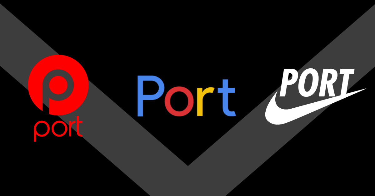 Port's leaked shortlist of new logos