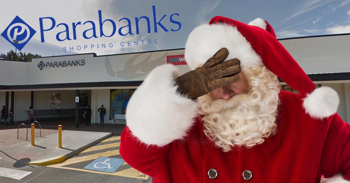 Claude St Velcro, Parabanks Santa